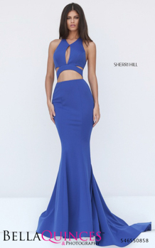 50858 prom glam blue bella quinces photography