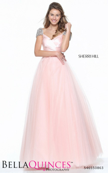 50863 prom glam blush bella quinces photography