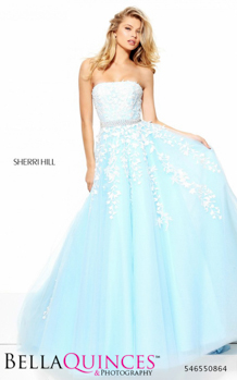 50864 prom glam blue bella quinces photography