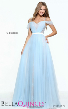 50872 prom glam blue bella quinces photography