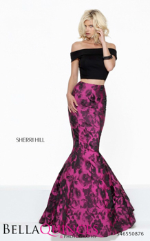 50876 prom glam black fushia bella quinces photography