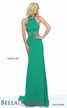 50880 prom glam green bella quinces photography