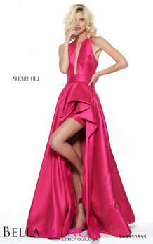 50895 prom glam pink bella quinces photography