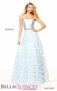50901 prom glam blue bella quinces photography