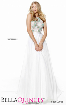 50931 prom glam white bella quinces photography