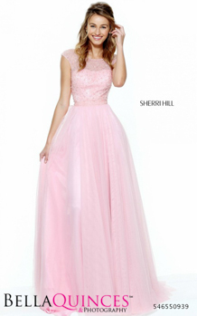 50939 prom glam blush bella quinces photography