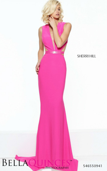50941 prom glam pink bella quinces photography
