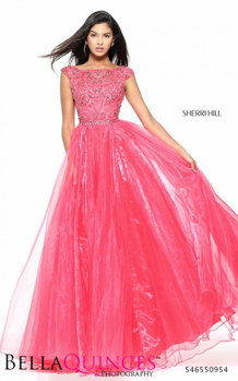 50954 prom glam pink bella quinces photography