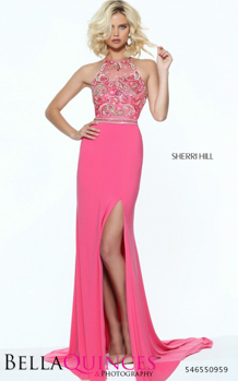 50959 prom glam pink bella quinces photography