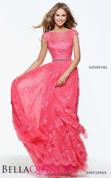 50969 prom glam pink bella quinces photography