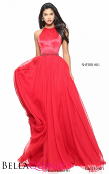 50971 prom glam red bella quinces photography