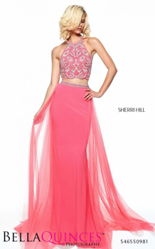 50981 prom glam pink bella quinces photography