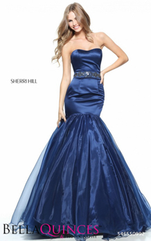 50992 prom glam navy bella quinces photography