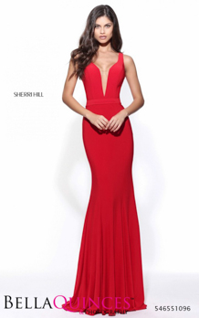 51096 prom glam red bella quinces photography