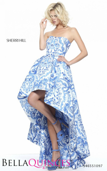 51097 prom glam white blue bella quinces photography