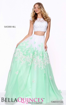 51122 prom glam white mint bella quinces photography