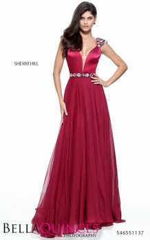 51137 prom glam burgundy bella quinces photography
