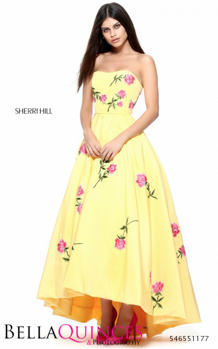 51177 prom glam yellow bella quinces photography