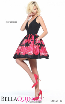 51180 prom glam black fushia bella quinces photography