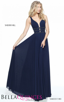51183 prom glam navy bella quinces photography