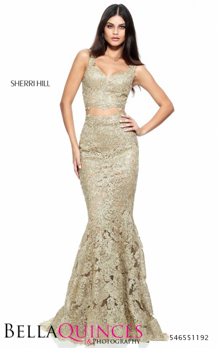 51192 prom glam gold bella quinces photography