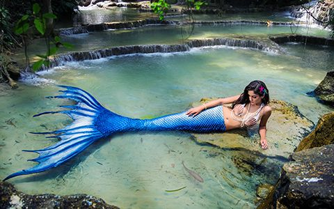 Quinceanera photography mermaid themes